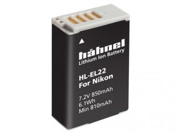HL-EL22 (EN-EL22 NIKON) HAHNEL