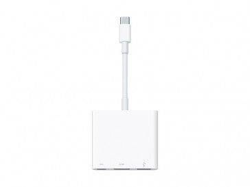 ADAPTADOR MULTIPUERTO DE USB-C A AV DIGITAL MJ1K2ZM/A APPLE