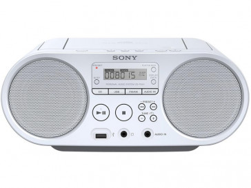 RADIO/CD ZS-PS50 USB (W) SONY