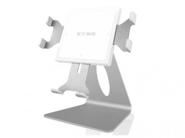 ICY BOX IB-AC633-S SOPORTE PARA IPAD/TABLET PC PLATA RAIDSONIC