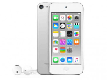 IPOD TOUCH 16GB PLATA MKH42PY/A APPLE