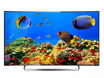 "SMART TV LED ULTRA HD 4K CURVO 55"" HISENSE 55K720"