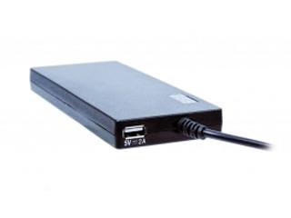 ADAPTADOR UNIVERSAL PARA PORTATILES CON USB 90W 10008360 HAHNEL