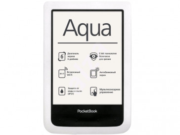 AQUA PB640-D-WW POCKET BOOK