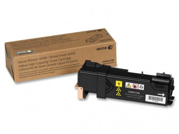 TONER AMARILLO PHASER 6500/WORKCENTER 650 106R01596 XEROX