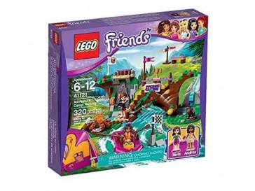 FRIENDS CAMPAMENTO DE AVENTURA: RAFTING 41121 LEGO