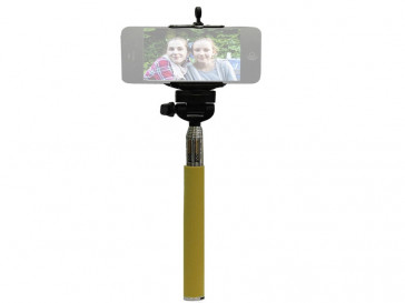 DISPARADOR SELFIE MAKER SMART AMARILLO