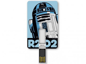 PENDRIVE ICONICCARD R2-D2 8GB SILVER HT