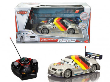 RC SILVER MAX SCHNELL CARS 2 1:24 DICKIE