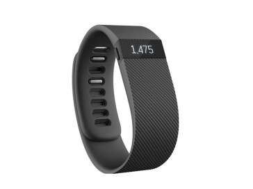 PULSERA ELECTRONICA CHARGE NEGRO PEQUENA FITBIT