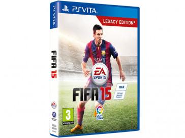 JUEGO PS VITA FIFA 15 ELECTRONIC ARTS