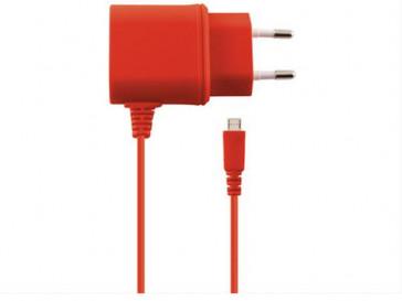 CARGADOR DIRECTO 1A MICRO USB CORAL KSIX
