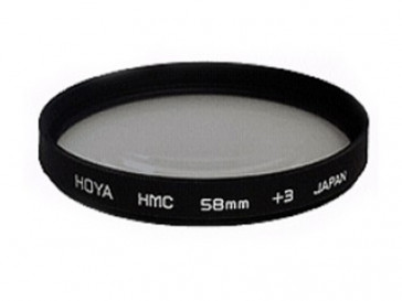 52MM CLOSE-UP +3 HMC HOYA
