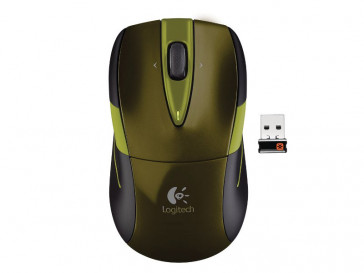 M525 WIRELESS GREEN LOGITECH
