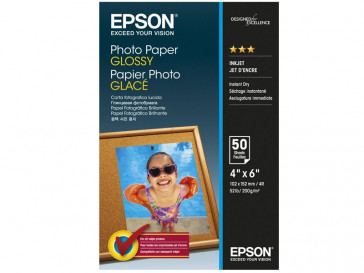 PAPEL PHOTO GLOSSY C13S042547 EPSON