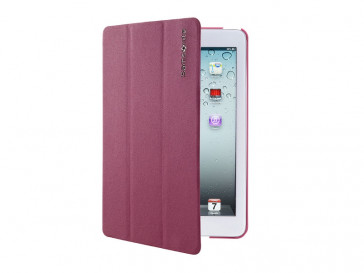 FUNDA IPAD CLICK AND FLIP CASE PLUM SAMSONITE