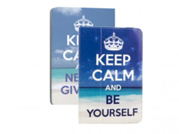 "FUNDA TABLET 7"" KEEP CALM EVUS2PP002 E-VITTA"