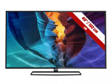 "SMART TV LED ULTRA HD 4K 40"" PHILIPS 40PUH6400"