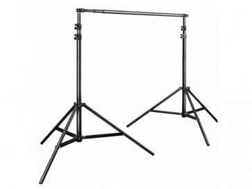 TELESCOPIC BACKGROUND SYSTEM 120-307CM 15227 WALIMEX