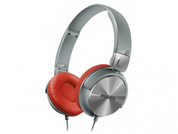 AURICULARES SHL3160OR/00 NARANJA/ACERO PHILIPS
