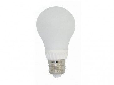 BOMBILLA E27 LED 7W LUZ CALIDA 2700K 101520 NEW TECHNOLOGY