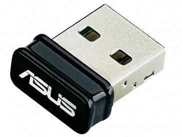 ADAPTADOR INALAMBRICO N150 USB-N10 NANO (90IG00J0-BU0N00) ASUS