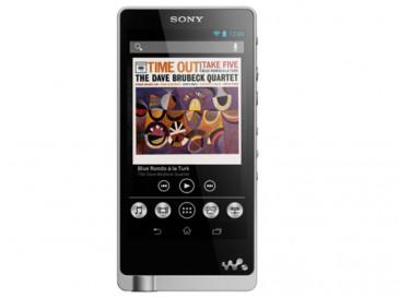 NWZ-ZX1S 128GB (S) SONY