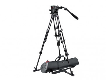 KIT VIDEO PRO + ROTULA 526,545GBK MANFROTTO
