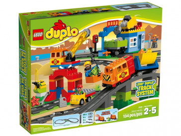 DUPLO DELUXE TRAIN SET 10508 LEGO