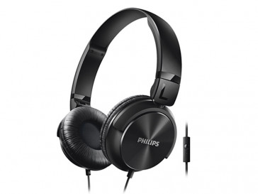 AURICULARES SHL3065BK/00 NEGRO PHILIPS