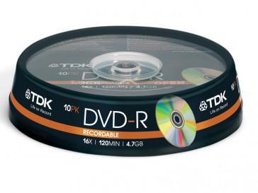 DVD-R 4.7GB 10 UD TDK