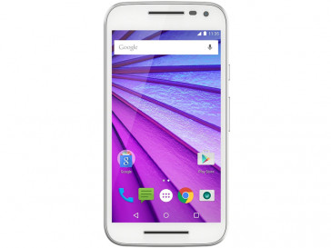 MOTO G 3ND GENERATION BLANCO 8GB SM4174AD1L1 MOTOROLA
