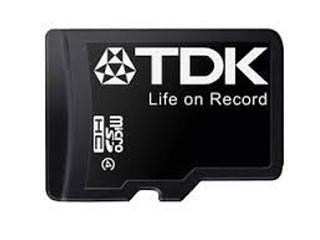 MICRO SDHC 4GB CAT 2 F487 TDK