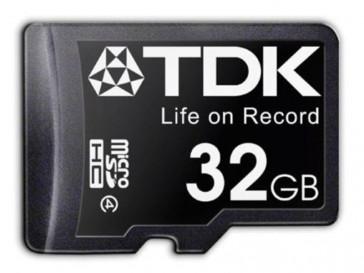 MICRO SDHC 32GB CLASE 4 + ADAPTADOR TDK