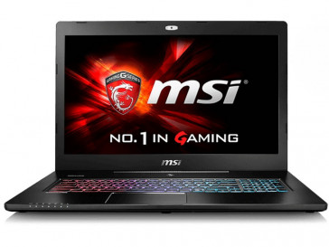 PORTATIL GS72 6QC-080XES (9S7-177615-080) MSI