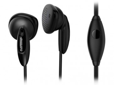AURICULARES SHE1355BK/00 NEGRO PHILIPS