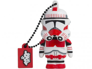 PENDRIVE 16GB SHOCK TROOPER SILVER HT