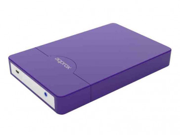 """CAJA EXTERNA USB 2.0 2.5"""" APPHDD09P APPROX"""