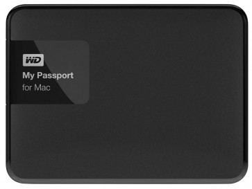 MY PASSPORT MAC 1TB WDBJBS0010BSL-EESN WESTERN DIGITAL