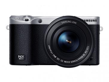 CAMARA SAMSUNG EVIL NX500 NEGRA + 3,5-5,6/16-50 PZ ED OIS