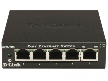 SWITCH ETHERNET DES-105 D-LINK