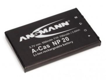 A-CAS NP-20 ANSMANN