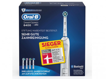 ORAL-B SMART SERIES 6400 BRAUN
