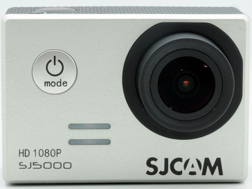 CAMARA VIDEO SJ5000 SILVER SJCAM