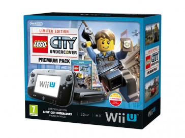 CONSOLA WII U PREMIUM PACK LEGO CITY NINTENDO