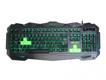 TECLADO GAMING F80S KEEP OUT