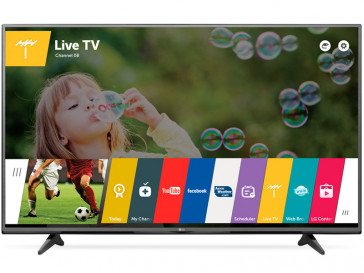 "SMART TV LED ULTRA HD 4K 65"" LG 65UF6807"