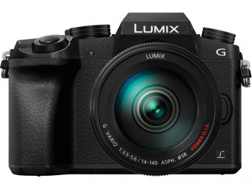LUMIX DMC-G7 (B) + 14/140 PANASONIC