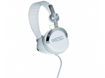 AURICULARES BASS WHITE WESC