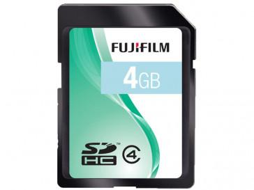 TARJETA SDHC 4GB CLASE 4 4003812 FUJIFILM